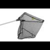 Kép 1/3 - Delphin merítőháló  műanyag fejcsatlakozással 60x60  200cm