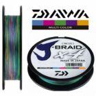 Daiwa J-Braid X8 0.10mm-300m multi color