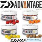 Daiwa Advantage POP UP 6/8MM NATURAL-Scopex