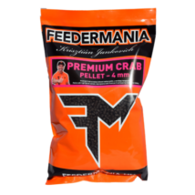FEEDERMANIA PELLET 4 MM PREMIUM CRAB 800 GR