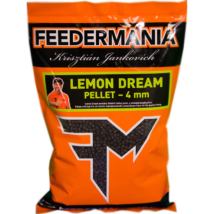 FEEDERMANIA PELLET 4 MM LEMON DREAM 800 GR