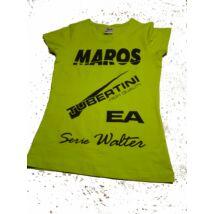 Maros Női Póló  Lime XS