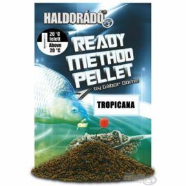 Haldorádó Ready Method Pellet - Tropicana