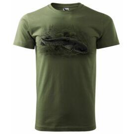 MALFINI Harcsás póló XL