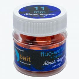 Bait Bait  Álmok Tengere 11 mm Fluo Wafters mini bojli+Betain