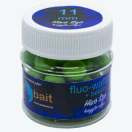 Bait Bait  Hívó Szó 11 mm Fluo Wafters mini bojli+Betain