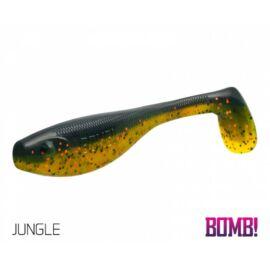 BOMB! Gumihal Fatty / 5db    12cm/   JUNGLE