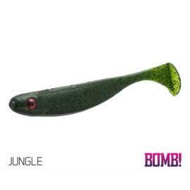 BOMB! Gumihal Rippa / 5db 5cm/JUNGLE