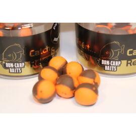 Don Carp Baits PEPITA Pop Up Fluo bojli Csoki-Narancs 16 mm