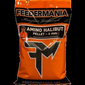 FEEDERMANIA PELLET 4 MM AMINO HALIBUT 800 GR