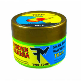 Feedermania SNAIL SINKING WAFTERS TWO TONE M-L TOXIC