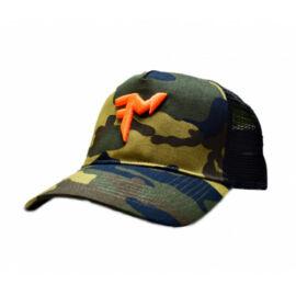 FEEDERMANIA CAMO BASEBALL CAP