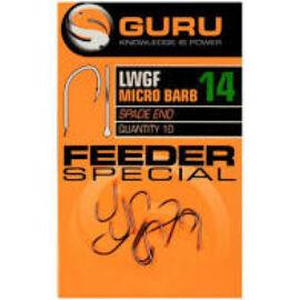 Guru LWGF Feeder Special 12-es micro barbed