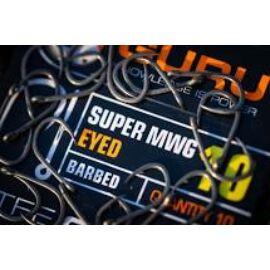 GURU SUPER MWG HOOK micro szakállas horog 10-es