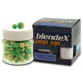 HALDORÁDÓ BlendeX Pop Up Big Carps - Fokhagyma + Mandula