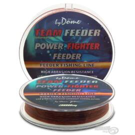 By Döme TEAM FEEDER Power Fighter Line 0,22mm / 300m - 6,2 kg