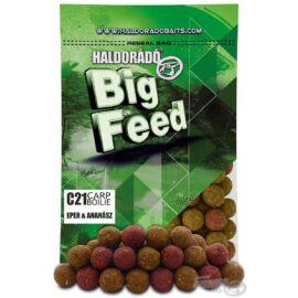 Haldorádó Big Feed - C21 Boilie - Eper & Ananász