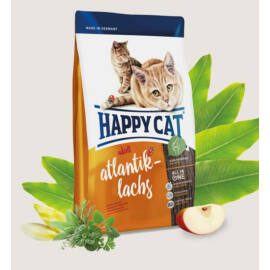 Happy Cat Fit &Well Adult Lazac  10kg