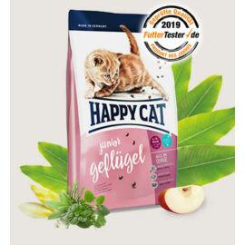 Happy Cat  Fit & Well  Junior Baromfi  macskaeledel 4kg