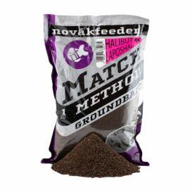 Novák Feeder Carp Method Halibut - Laposhal