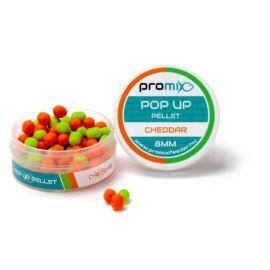 Promix Pop Up Pellet 8mm Cheddar