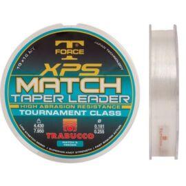 Trabucco T-Force Xps Match Taper Leader 10*15 m 0,16-0,22 mm távdobó előke
