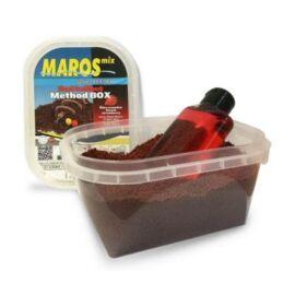 Maros Method box Red  Halibut Eper