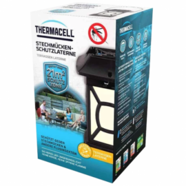 Thermacell - Teraszlámpa Fekete (Mr-9W)