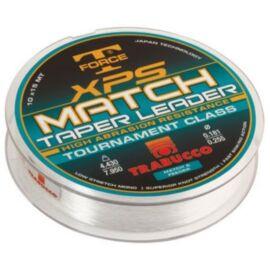 Trabucco TF XPS MATCH TAPER LEADER 10db 15m 018/028, távdobó előke