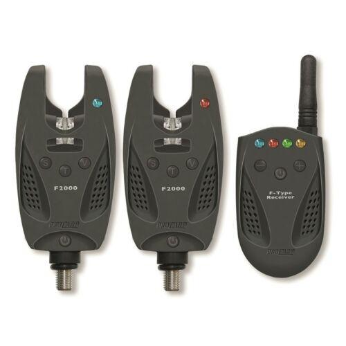 Cormoran Pro Carp Kapásjelző szett F-2000 2+1