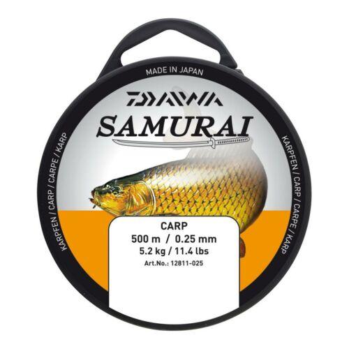 Daiwa Samurai Carp 0,30  450 m