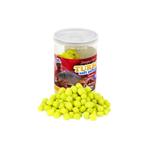 BENZAR MIX TURBO SOFT PELLET LONG LIFE MÉZ