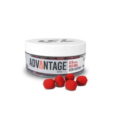 Daiwa Advantage Semi-Buoyant  RED KRILL 8/10 mm