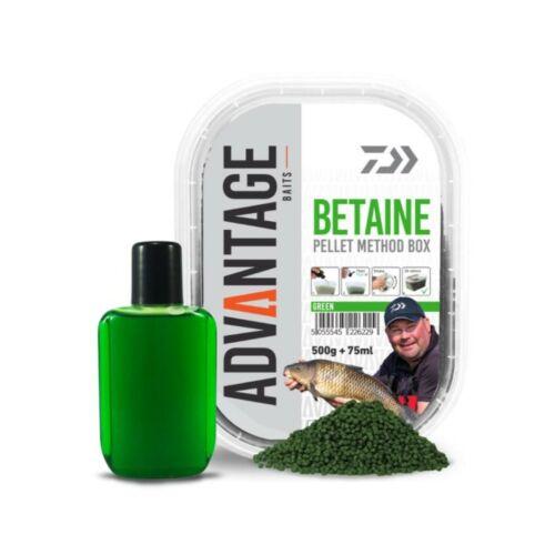 Daiwa advantage pellet method box BETAINE