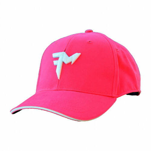 FEEDERMANIA PINK BASEBALL CAP