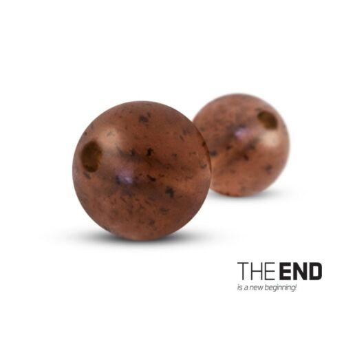 THE END Gumiütköző golyó 8 mm / 50db