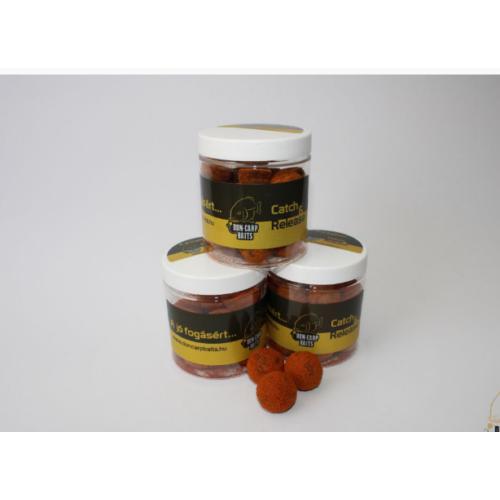 Don Carp Baits oldódó csalizó bojli chili-máj 20 mm