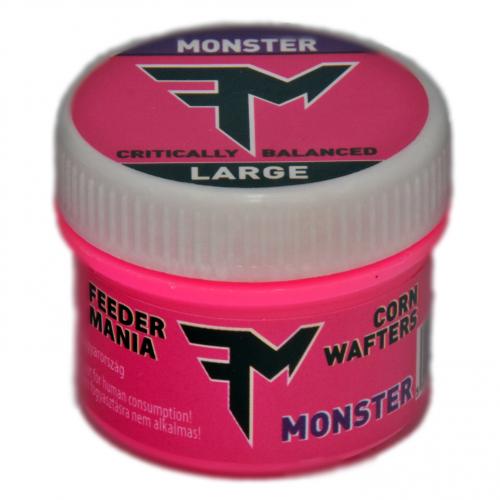 Feedermania Corn Wafter/Gumikukorica   Monster -medium