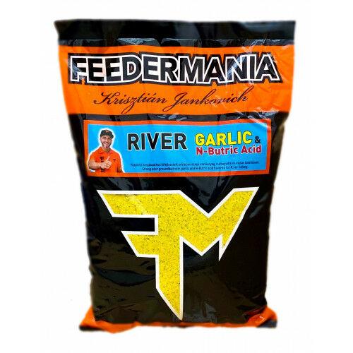 FEEDERMANIA RIVER GARLIC&N-BUTRIC ACID 2500gr