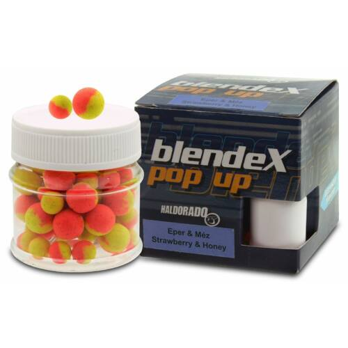 HALDORÁDÓ BlendeX Pop Up Big Carps - Eper + Méz