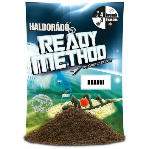 Haldorádó Ready Method - Brauni