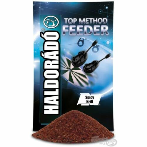 HALDORÁDÓ TOP Method Feeder  Spicy Krill