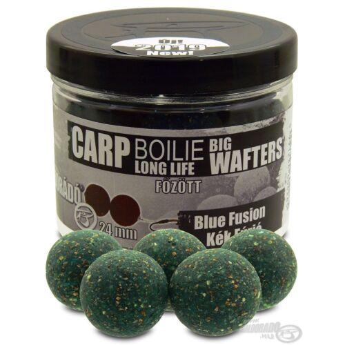 Haldorádó Carp Boilie Big Wafters 24 mm - Kék Fúzió