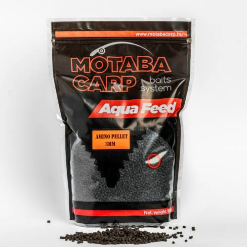 Motaba Carp amino pellet 3mm 1000gr
