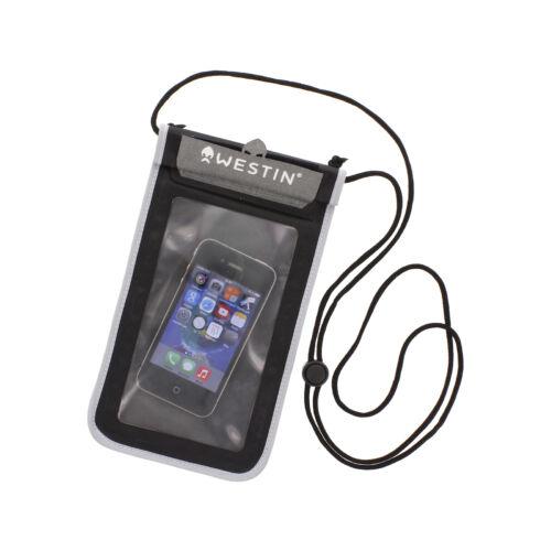 WESTIN W6 Dry Pouch Silver Grey vízálló telefontok 23 x 13cm