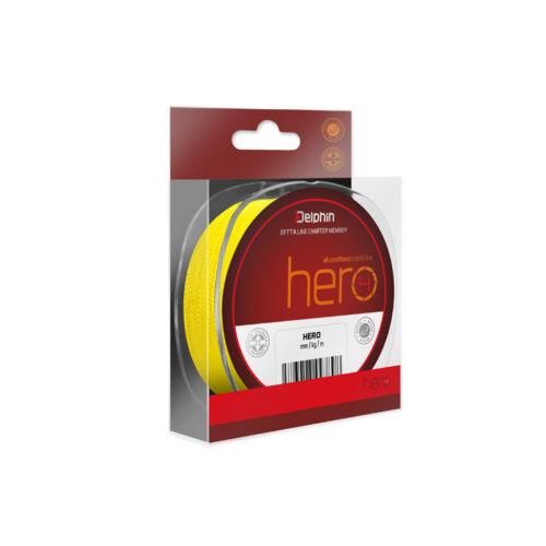 Delphin HERO 4 / fluo sárga