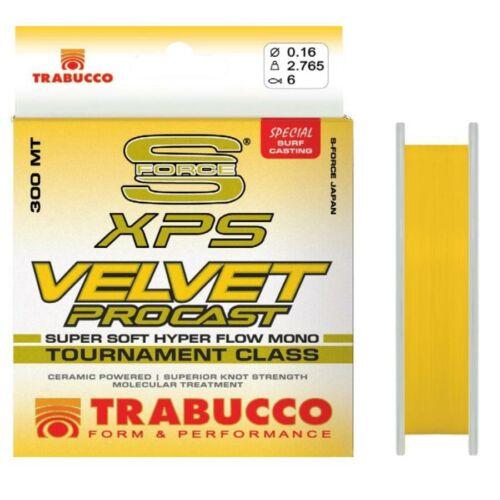 TRABUCCO SF XPS VELVET PRO CAST 600m 0,25 damil