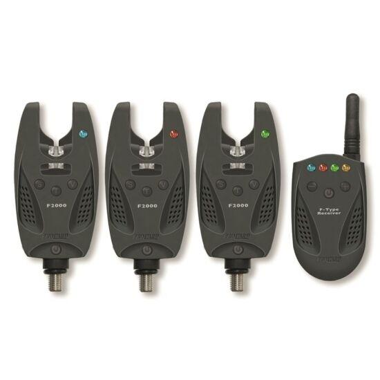 Cormoran Pro Carp Kapásjelző szett F-2000   3+1