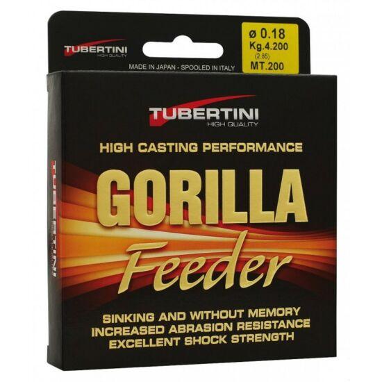 Tubertini Gorilla Feeder: 200 m 0,18mm
