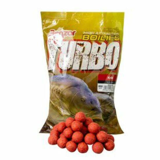BENZAR TURBO BOILIE 800G 15MM KRILL